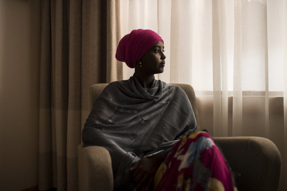 Somali politician Fadumo Dayib, Nairobi, Kenya, For Monocle