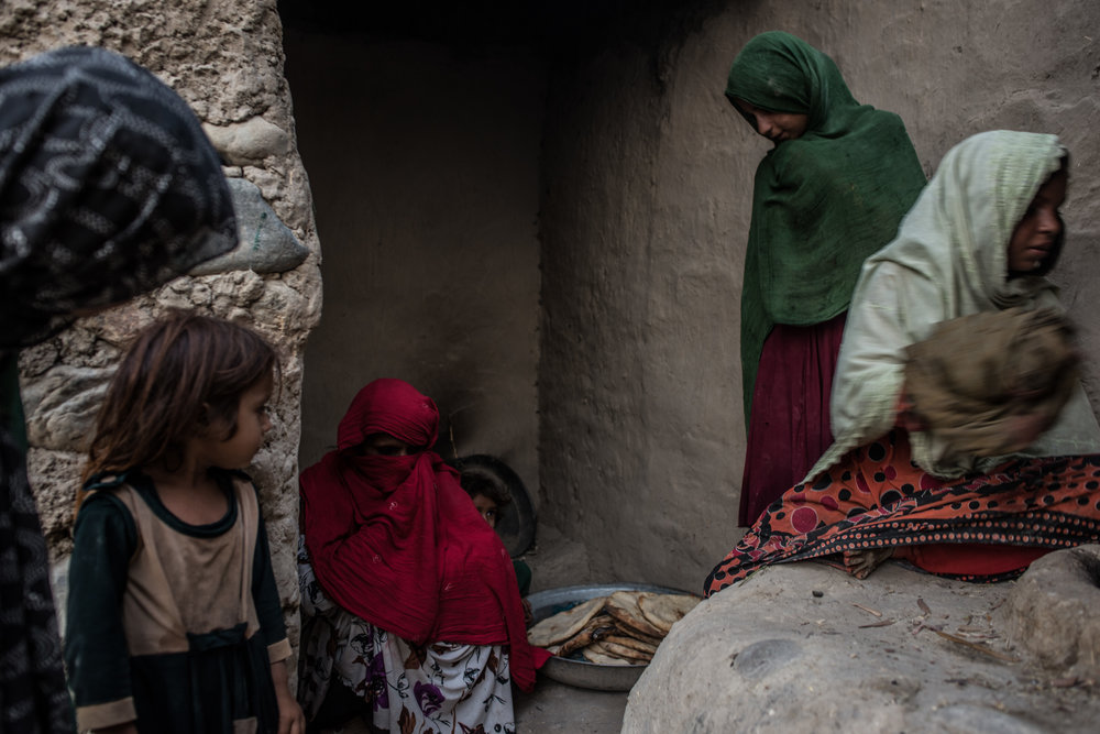 ACHIN DISTRICT, AFGHANISTAN - JULY 14: (Photo by Andrew Renneisen/Getty Images)