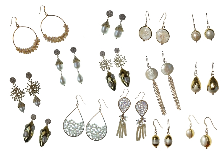 Wholesale Pearls Collection - Luscious Pearls are both classic and contemporary elevating all display areas. Offer your customers something every woman needs.Purchase A-La-Carte or from Fixed Prix Collections below
