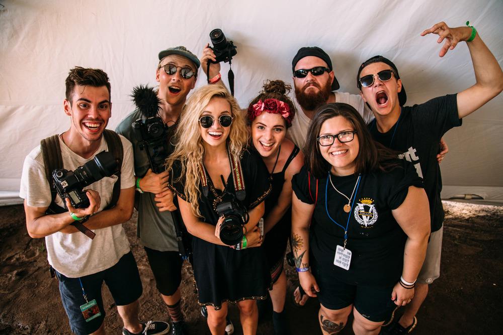 Sonshine Media Team 2015