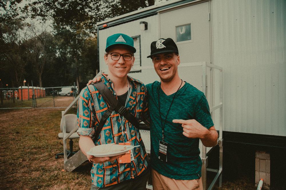 Scott & Travis