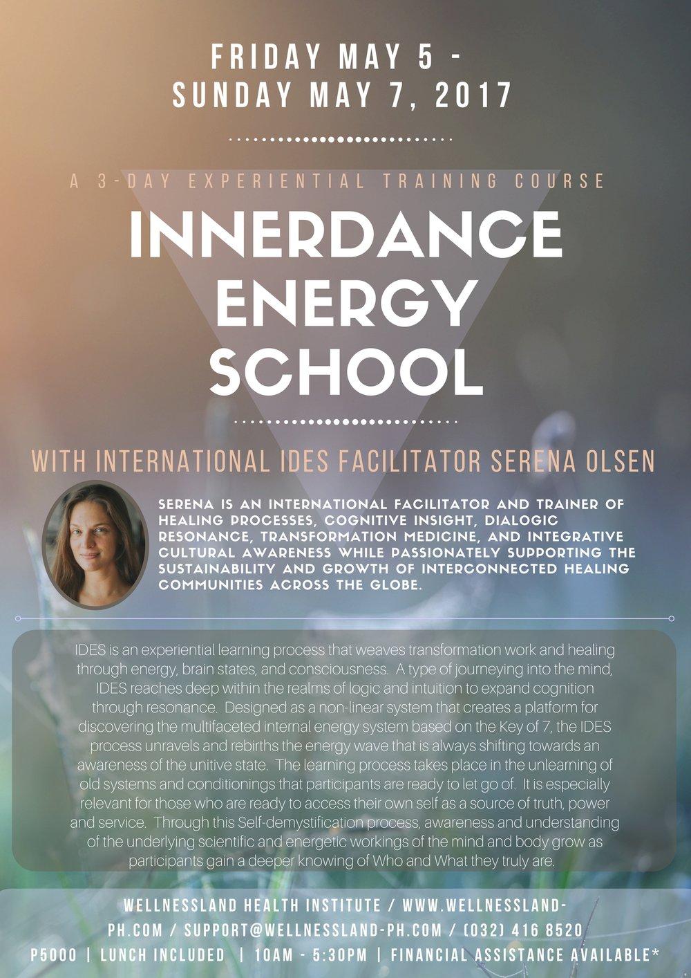 innerdance energy school