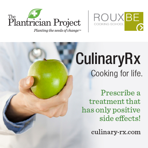 Transform the way you cook, eat and live.    These online cooking & nutrition courses offered by our Affiliate Partner CULINARY RX are available from anywhere, on any device, at any time.    It's time to change healthcare from disease care to true healthcare with a food-first approach to medicine. LOG ON TO    http://rouxbe.go2cloud.org/SH1h