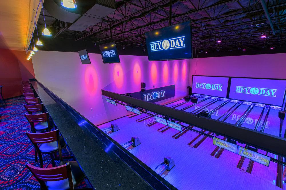 HeyDay Bowling Alley