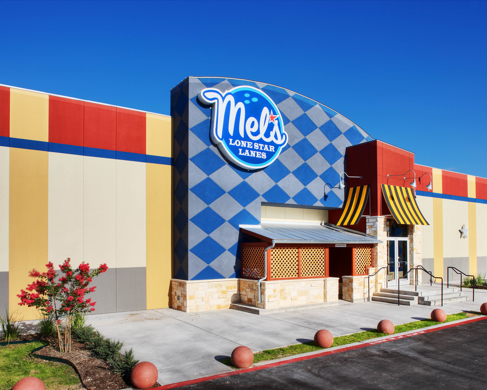 Mel's Lone Star Lanes Georgetown, TX