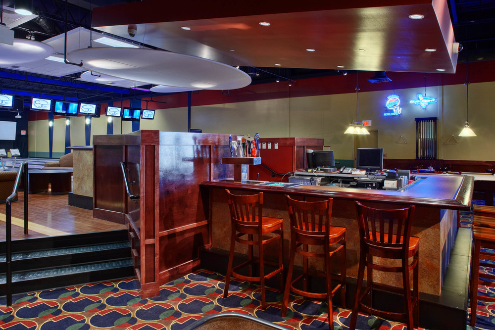 Mel's Lone Star Lanes Bowling Bar