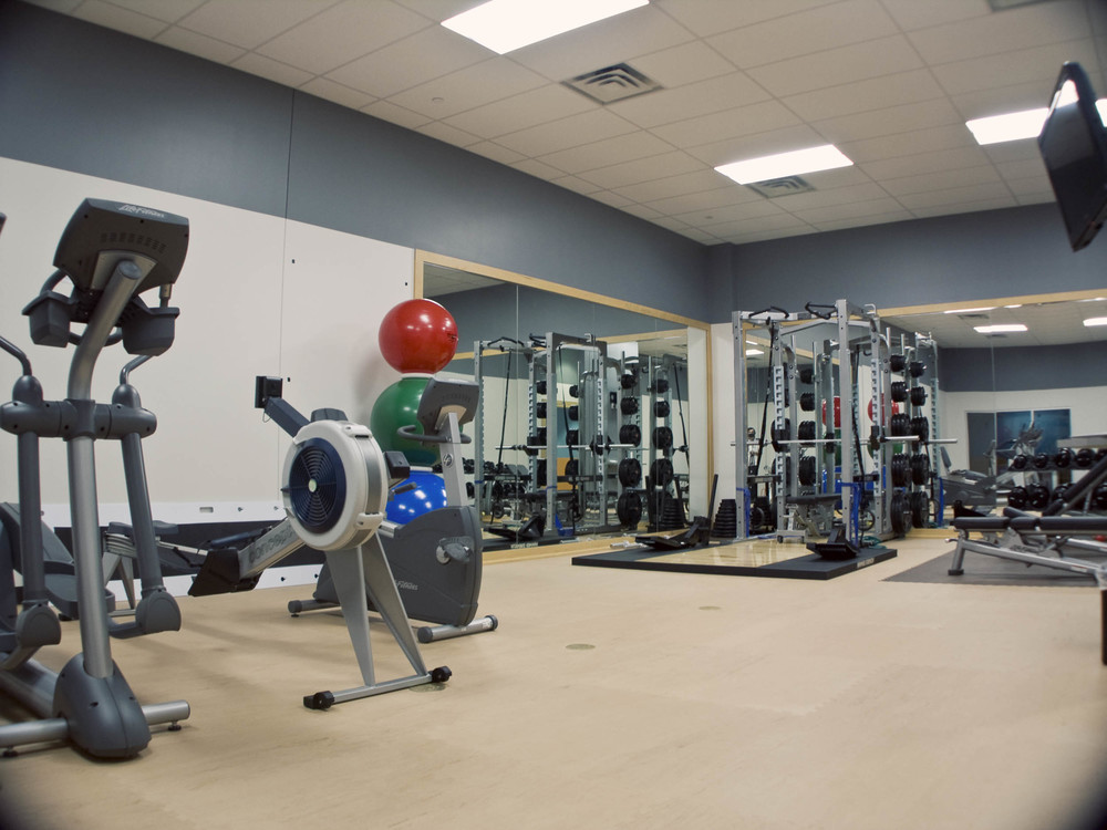 USBC Workout Room