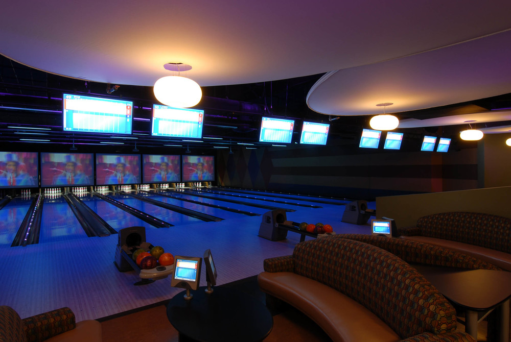 Bowling Center Design