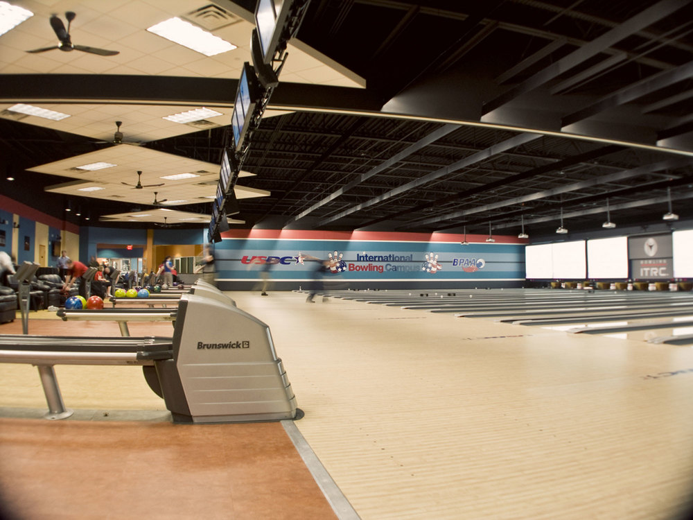 USBC Bowling Alley