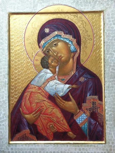 "Theotokos ""Tenderness"" Vladimirskaya"
