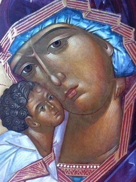 "Theotokos ""Tenderness"""