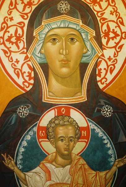 Theotokos and Emanuel