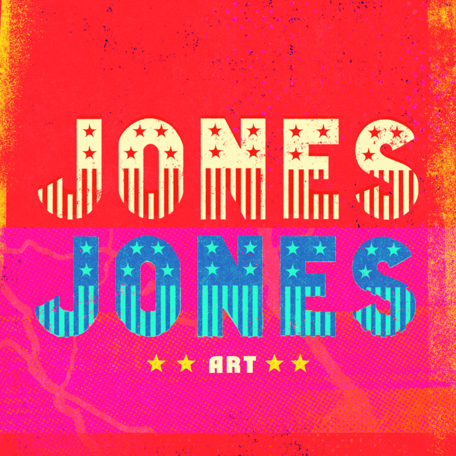 Jonez Jonez :: Art+Design