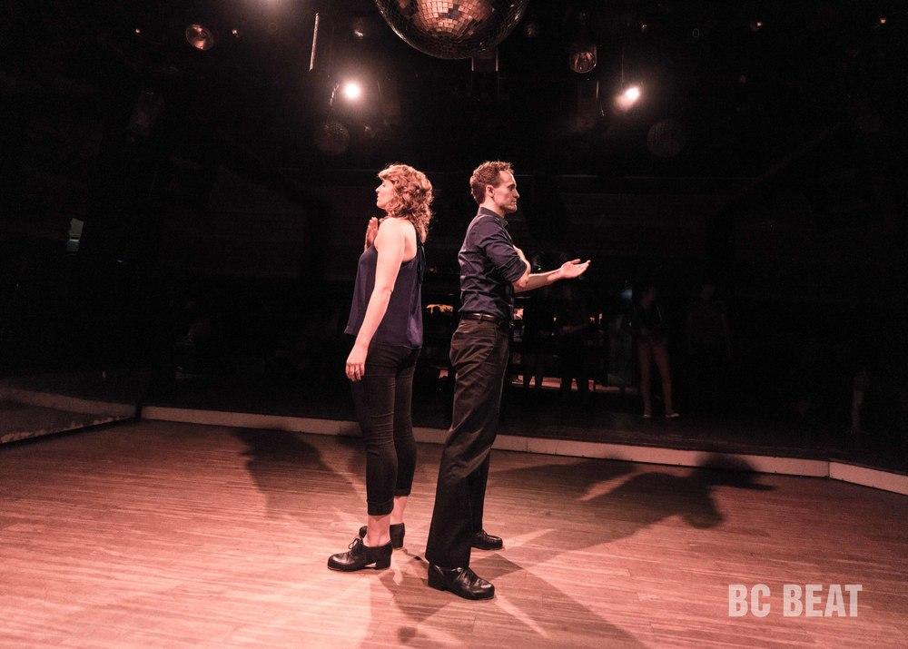 Choreography by Danny Gardner
