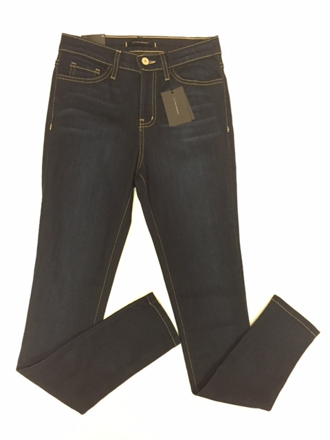 Dark Skinny Jeans with pocket detail pictured here