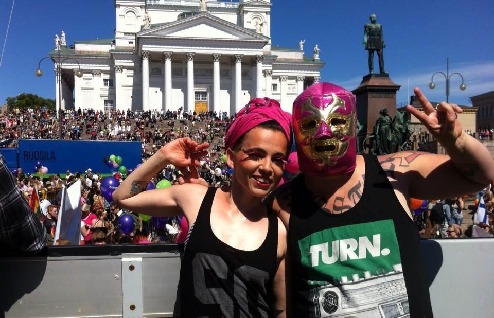 Helsinki Pride 2014