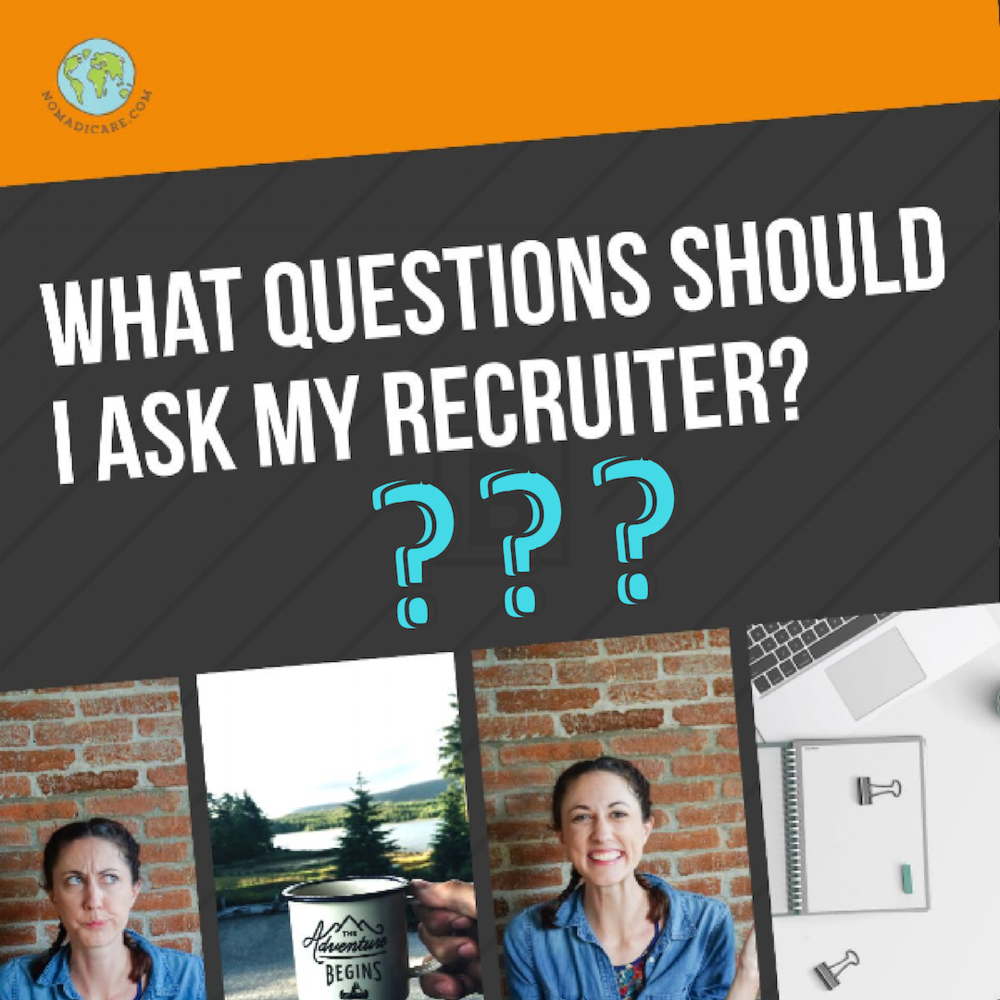 The exact questions you can ask your recruiters. -