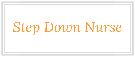 Monthly Stepdown Nursing Snapshot - AVERAGE # OF STEP-DOWN JOBS: 318TOP STATES WITH STEP-DOWN JOBS:California, Maryland, Pennsylvania% of TOTAL MONTHLY NURSING JOB MARKET:15%STEP-DOWN MONTHLY FORECAST:HOT - Dive in!