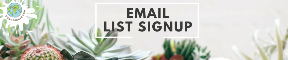 Have you ever thought to yourself- man I wish great tips and inspiration would just appear in my email inbox each week? Oh, we got ya boo! Sign up below! You can unsubscribe anytime and we are only here to give you awesome resources to support you living your dream life!