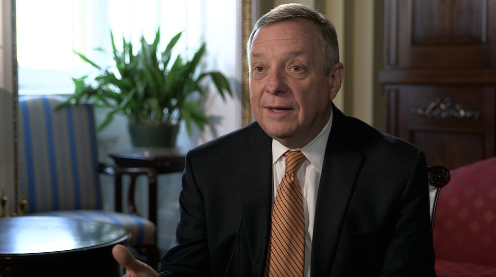 Senator Dick Durbin, Illinois