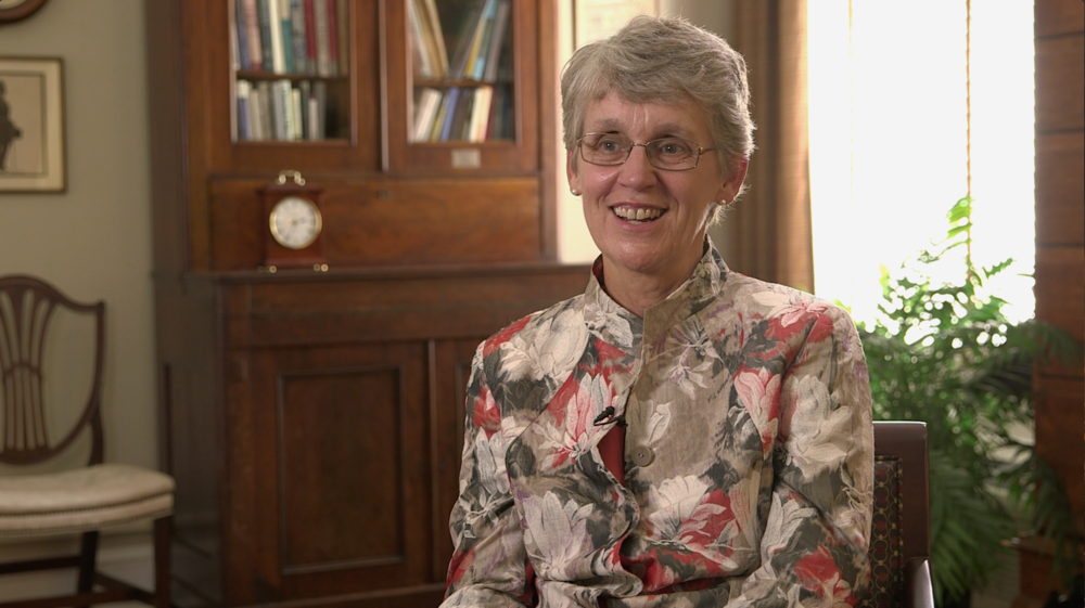 Catharine Bond Hill, President, Vassar College