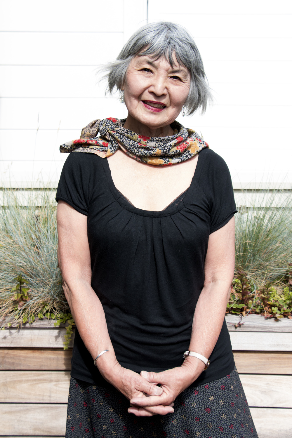 Photo of Barbara Kobayashi by Troy Dean