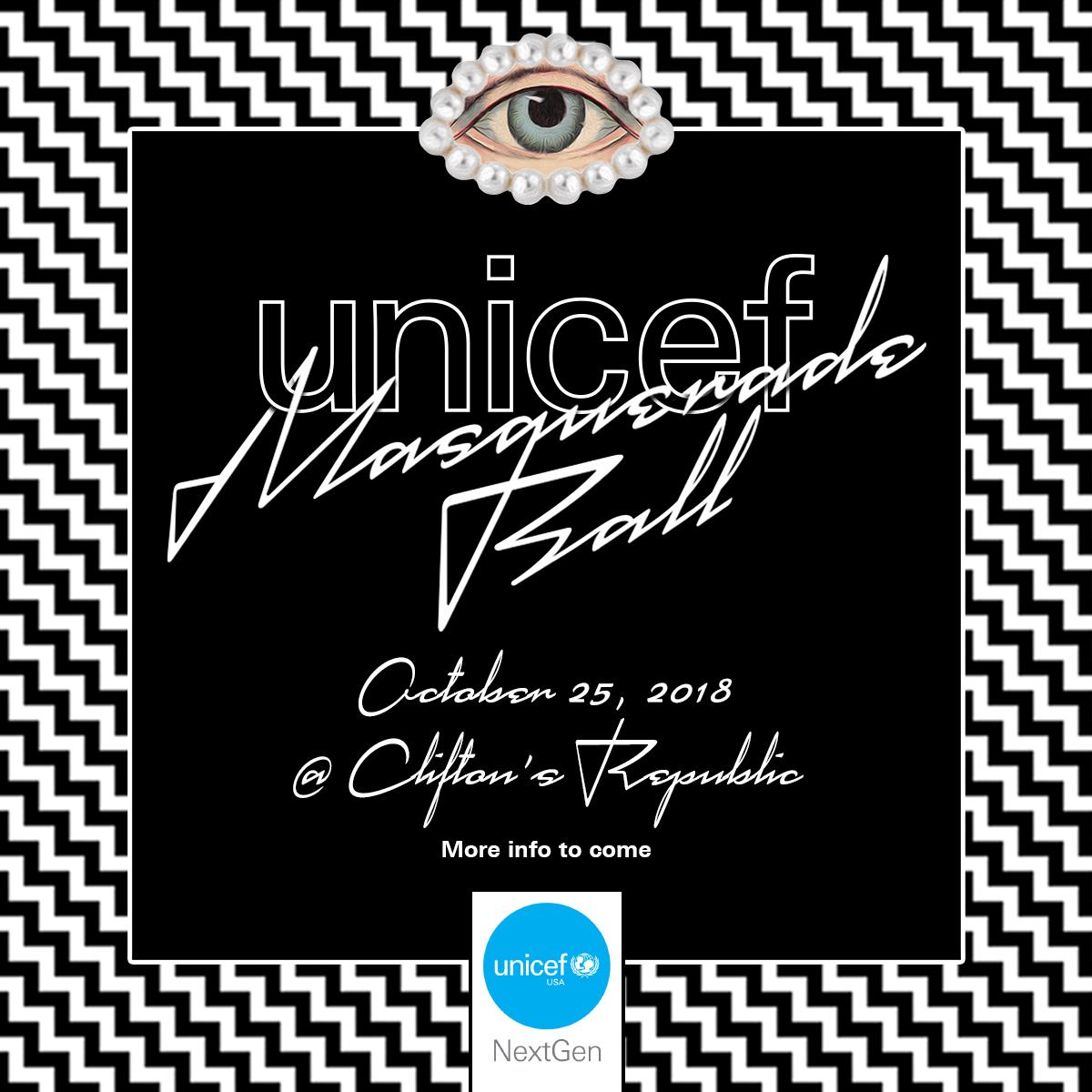 11f5961a95 Video — UNICEF Masquerade Ball