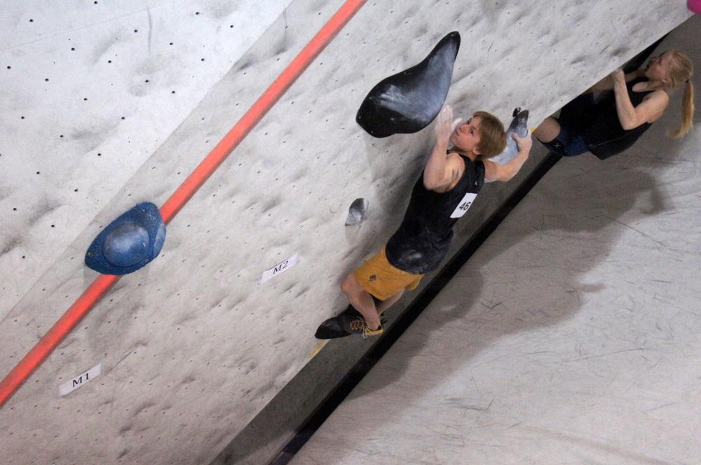 Hauk Steinsson Lem tok femteplassen i Youth A Boys [Foto: Thor-Henrik Kvandahl]