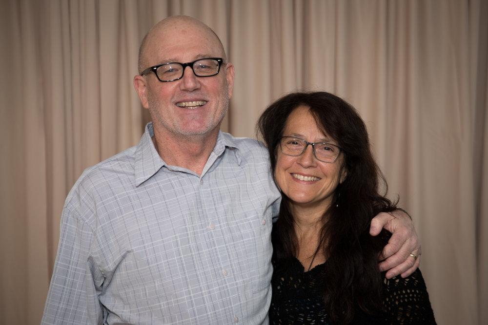 Rich & Paula Chapman