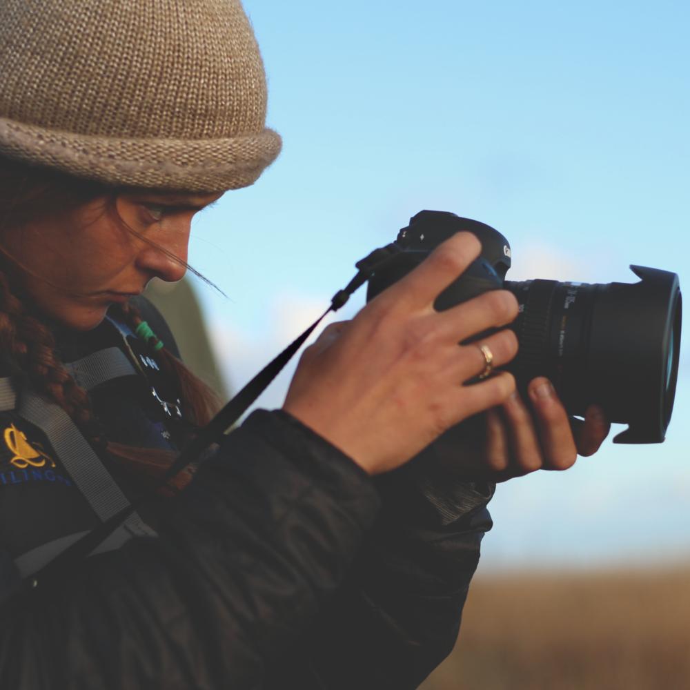 Simone Staff:  Director, Cinematographer