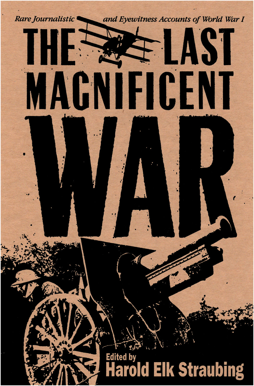 The Last Magnificent War.