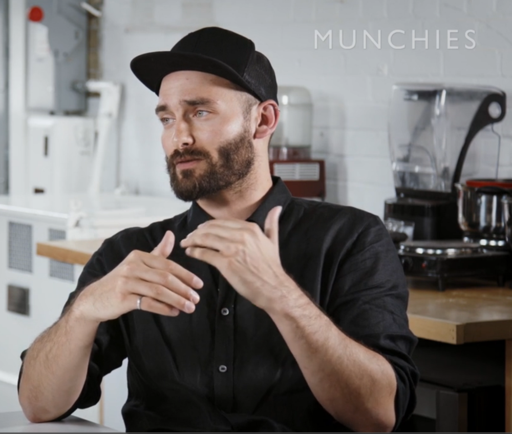 Dr. Irwin Adam from Future Food Studio talks the future of flavour with Helena Yuu on Vice Muchies