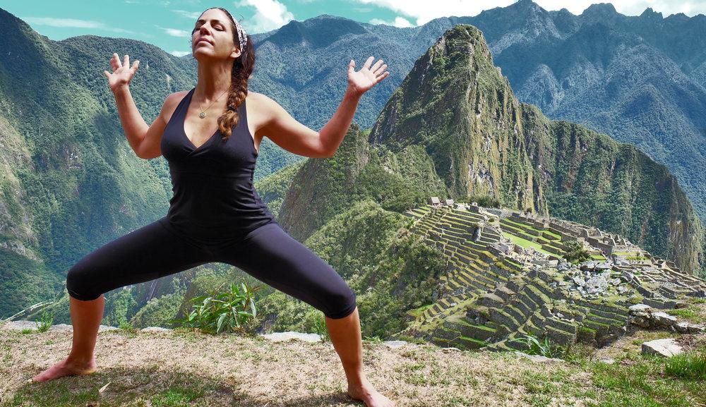 PERU YOGA & ECO ADVENTURE - 9 DAYS OF EPIC EXPERIENCESyoga | hiking | ceremonies | volunteering