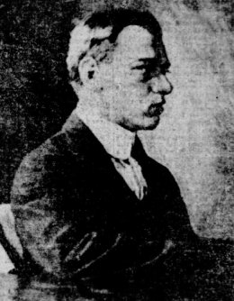 Albert Wolter jr. in court