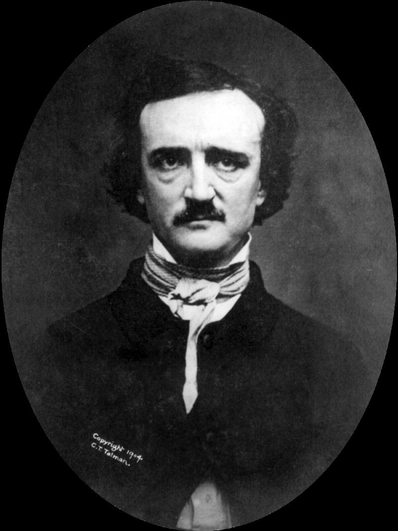 Edgar Ellen Poe 1848, Edwin Manchester daguerrotype