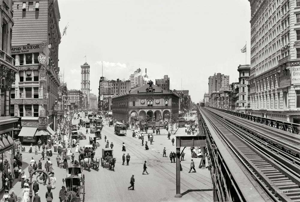 Herald Square 1903