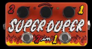 ZVex Super Duper 2-in-1