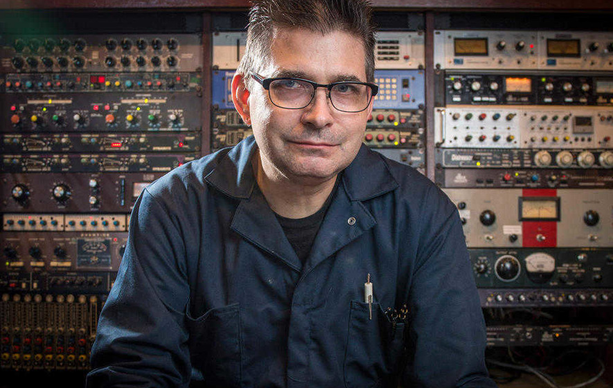 Steve Albini - Producer/Engineer: Steve frequently uses a ZVEX Super Hard On when recording albums