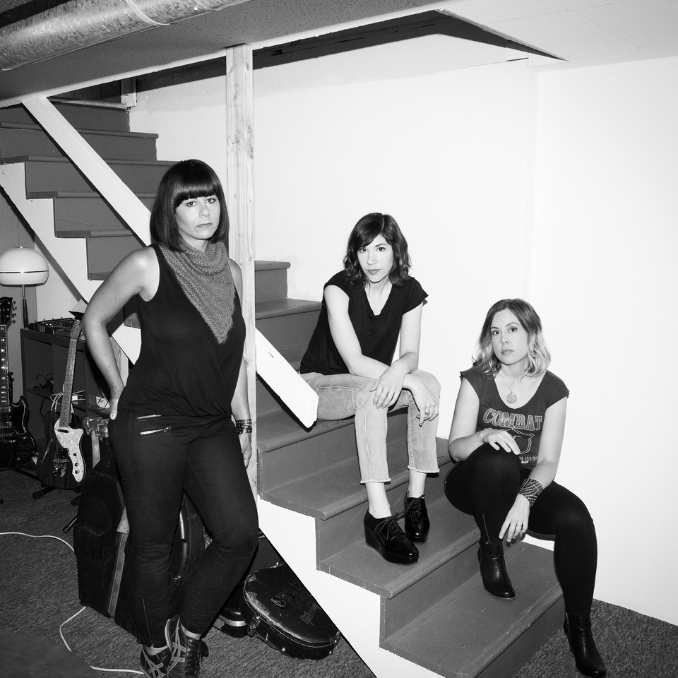 Sleater-Kinney:  Carrie Brownstein uses a SHO