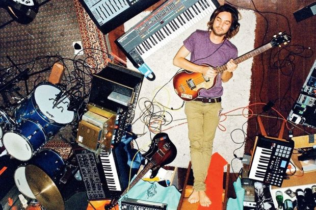 Tame Impala: Kevin Parker uses a Fuzz Factory