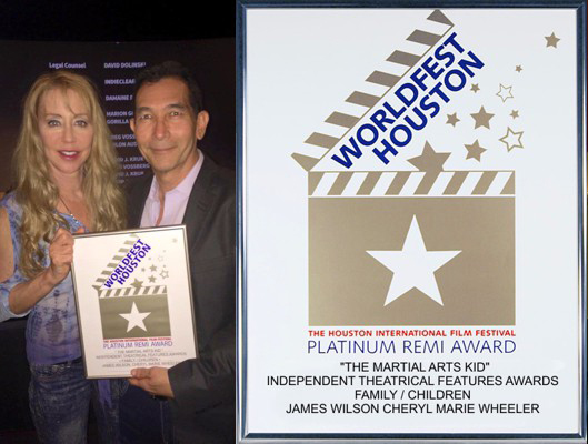 Producers Cheryl Marie Wheeler and James Wilson
