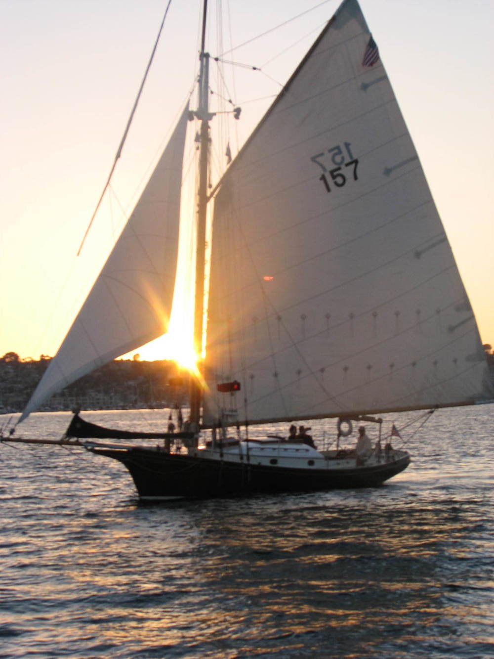 How Does A Vessel Sail Liberty Sailboat Mast Wiring Diagram