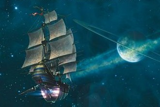 """When ships to sail the void between the stars have been invented there will also be men who come forward to sail those ships."" — Johannes Kepler"