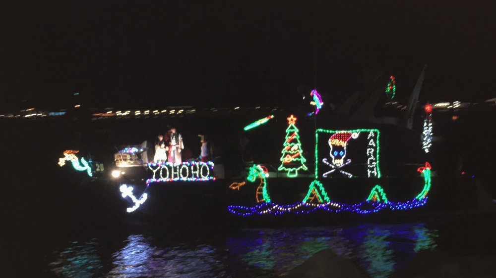 San Diego Parade of Lights: December 16 still available for private charter!     Learn more