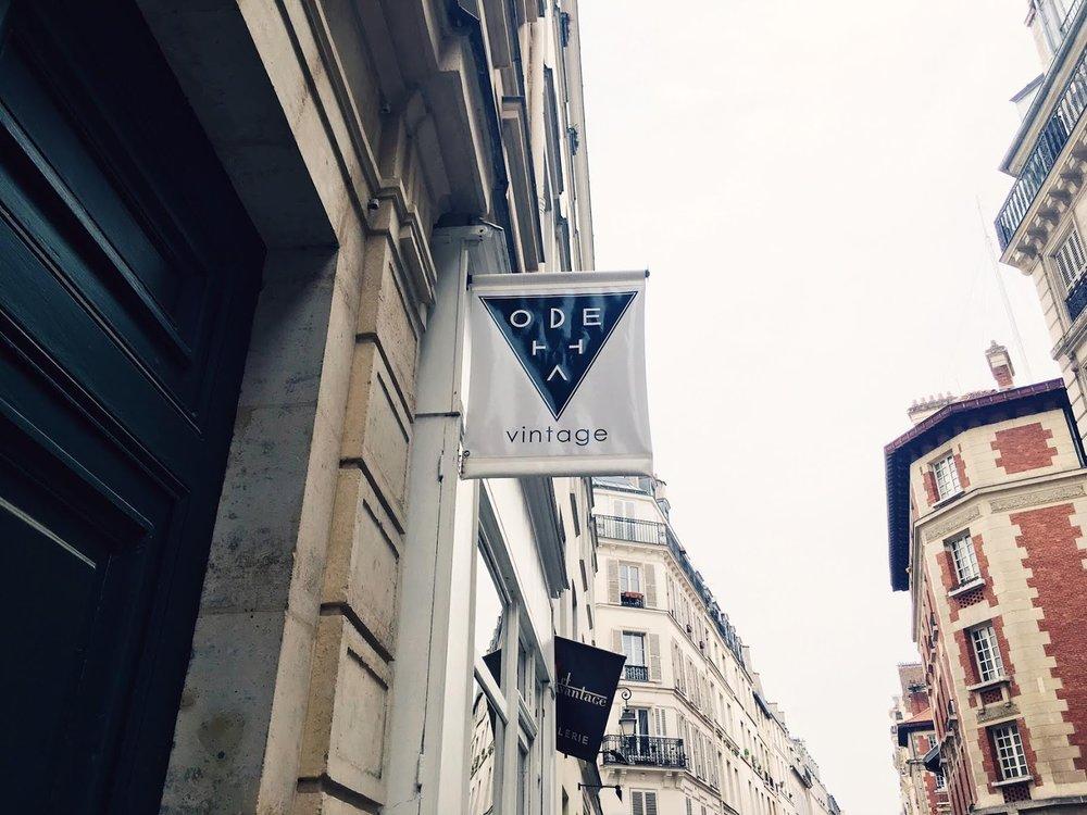 Odetta Vintage,76 Rue des Tournelles, 75003 Paris, France