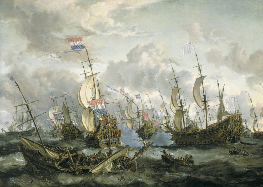 The four days' battle was a critical victory for the Dutch, and demonstrated what they could actually do at sea when given the opportunity.