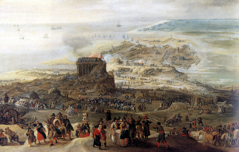So ruinous had the Spanish Dutch War been by 1609 that a truce was believed to be mutually beneficial for both sides.