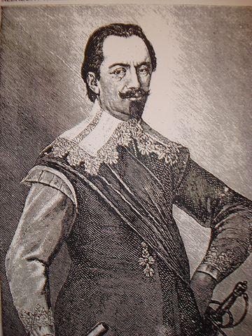 Albrecht of Wallenstein was Ferdinand's saviour for much of the 1620s.