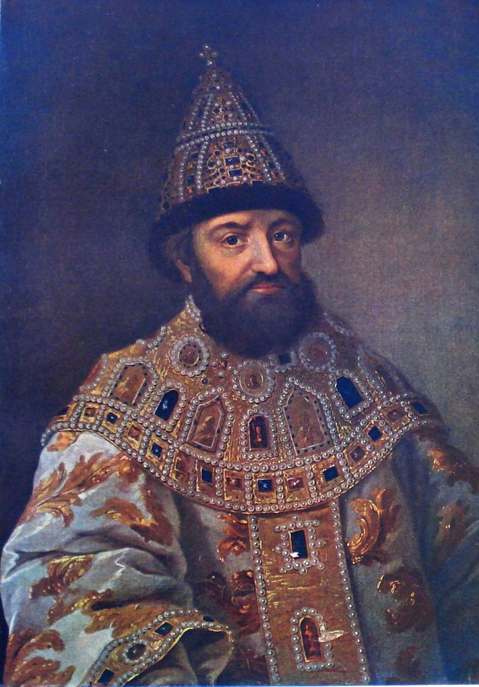 Michael Romanov was the Tsar of Russia during this turbulent time, and would actually rule for the duration of the TYW, though his reign was hampered by Poland's powerful king Sigismund III and the regular interventions he made into his country.