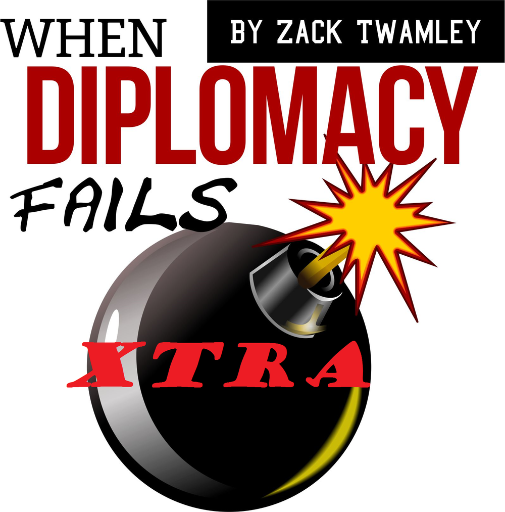 When Diplomacy Fails Podcast's Xtra Feed is available to Patrons who pay $5 or more a month, and it's a model I'm quite proud of, even considering it's rocky past.